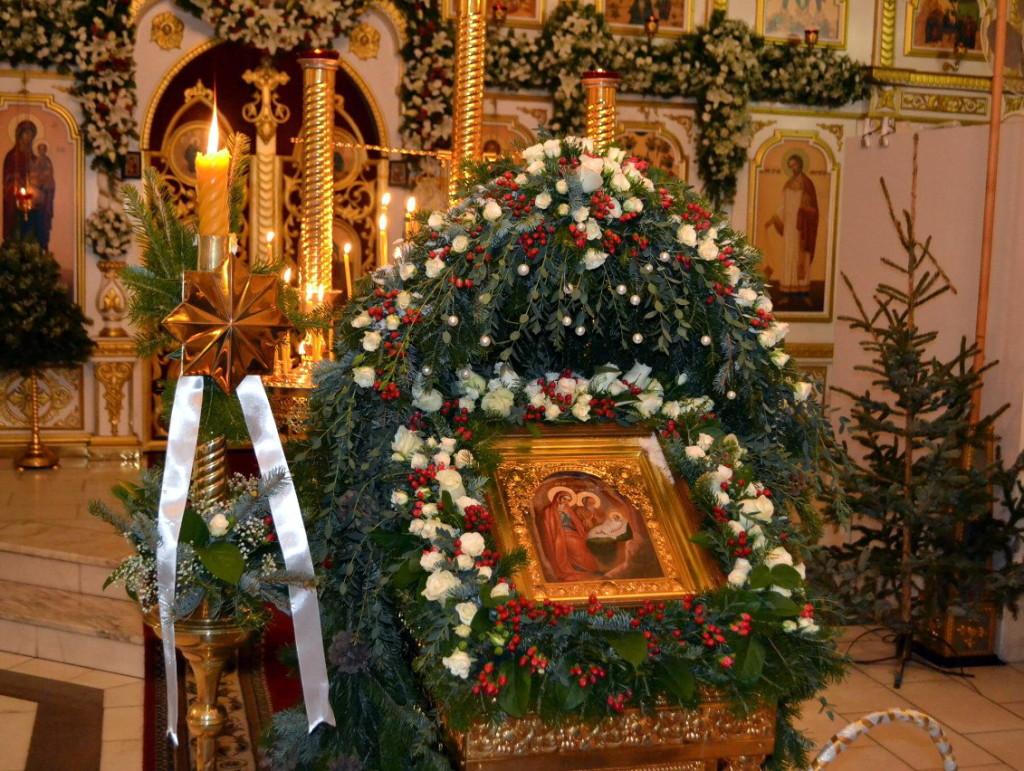 Зачем на рождество живые цветы в храме где купить цветы в зеленограде